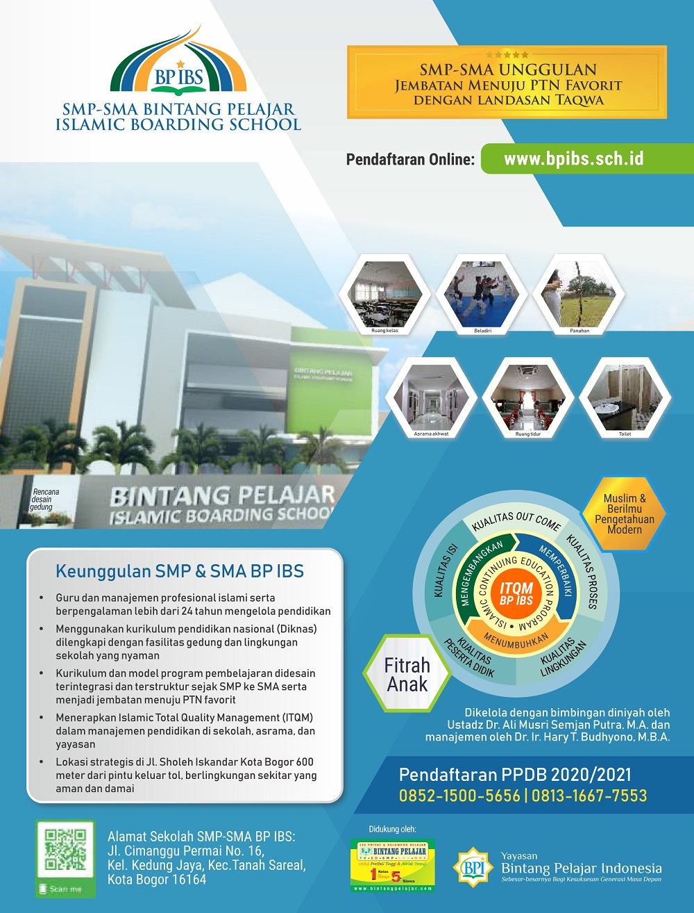 SMP SMA BP IBS