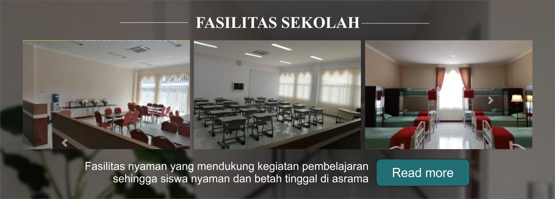 Fasilitas SMP SMA BPIBS